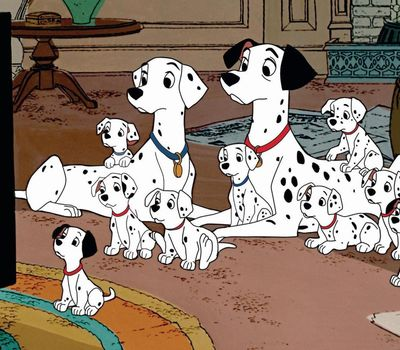 One Hundred and One Dalmatians online