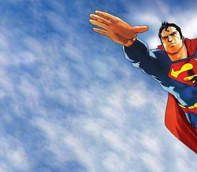 Superman vs. The Elite online