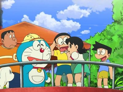 watch Doraemon streaming