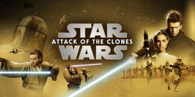 Star Wars, épisode II - L'Attaque des clones STREAMING