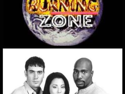 watch The Burning Zone streaming