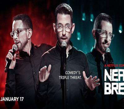 Neal Brennan: 3 Mics online