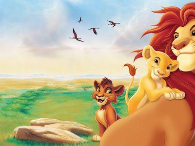 watch The Lion King II: Simba's Pride streaming