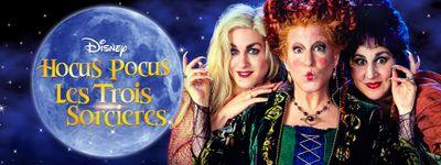 Hocus Pocus: Les trois sorcières online