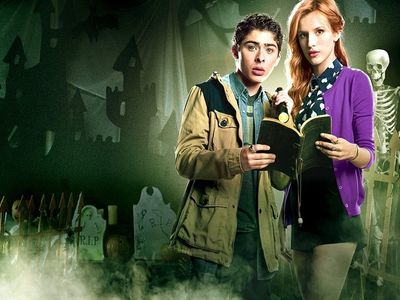 watch Mostly Ghostly: Have You Met My Ghoulfriend? streaming