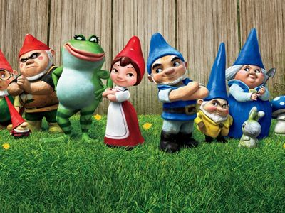 watch Gnomeo & Juliet streaming