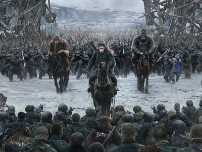 watch War for the Planet of the Apes streaming
