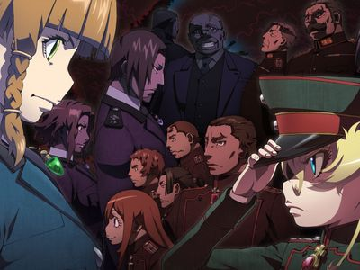 watch Saga of Tanya the Evil: The Movie streaming