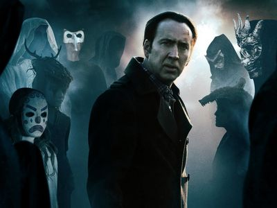 watch Pay the Ghost streaming