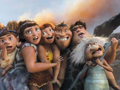 watch The Croods streaming