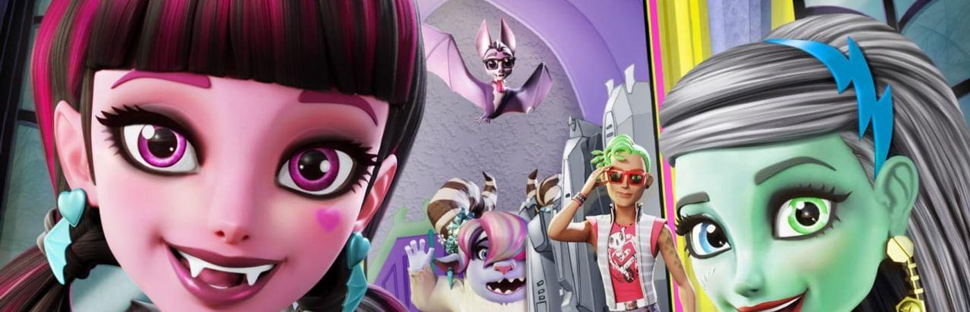 Voir film Monster High: Bienvenue à Monster High en streaming