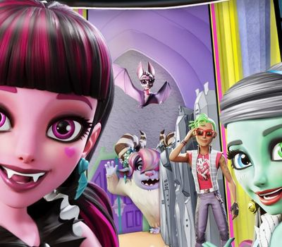 Monster High: Welcome to Monster High online