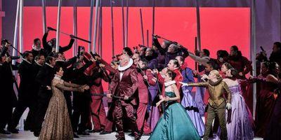 Meyerbeer: Les Huguenots STREAMING