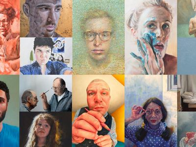 watch Portrait Artist of the Year streaming