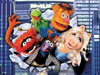 watch The Muppets Take Manhattan streaming