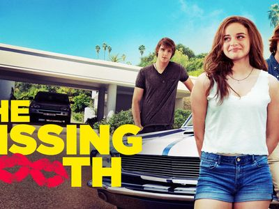 watch The Kissing Booth streaming
