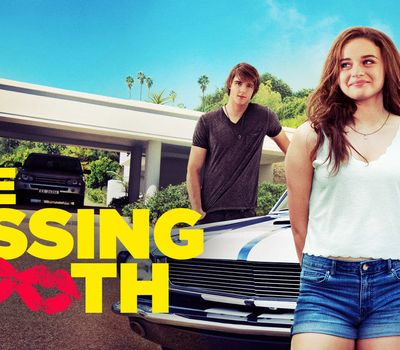 The Kissing Booth online