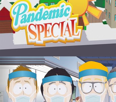 South Park: The Pandemic Special online
