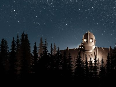 watch The Iron Giant streaming