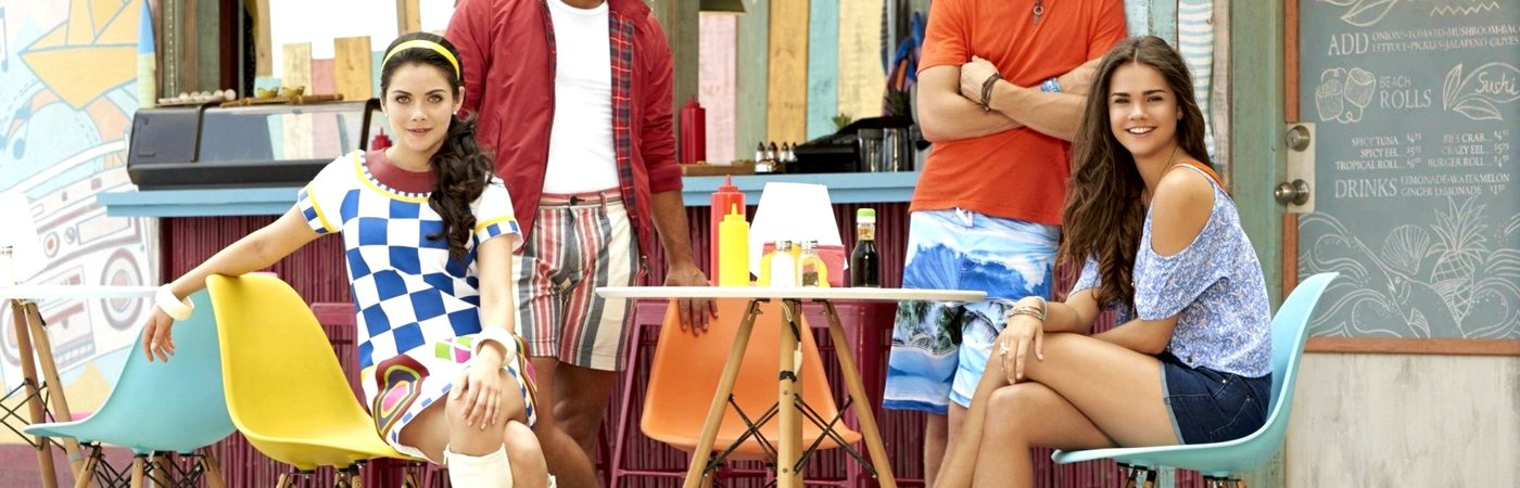 Voir film Teen Beach 2 en streaming