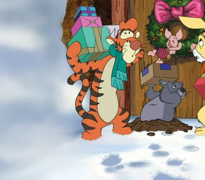 Winnie the Pooh: A Very Merry Pooh Year online
