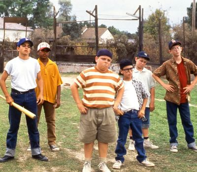 The Sandlot online