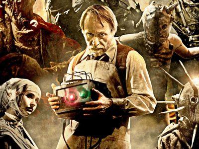 watch Frankenstein's Army streaming