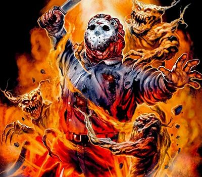 Jason Goes to Hell: The Final Friday online