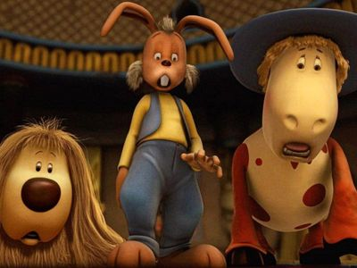 watch The Magic Roundabout streaming