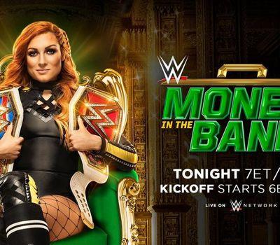 WWE Money in the Bank 2019 online