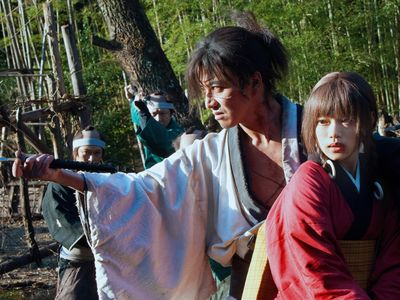watch Blade of the Immortal streaming