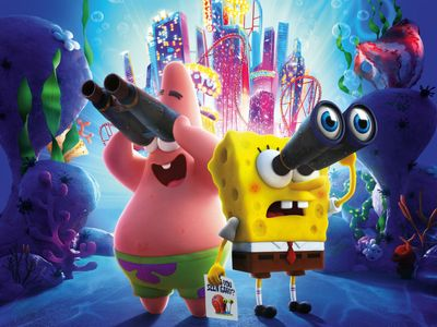 watch The SpongeBob Movie: Sponge on the Run streaming