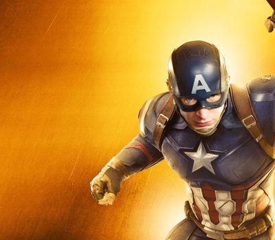Captain America: The First Avenger online