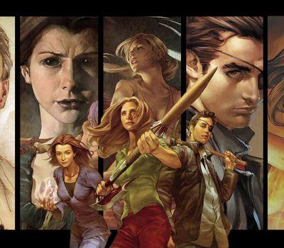 Buffy the Vampire Slayer: Season 8 Motion Comic online