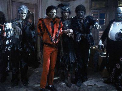watch Michael Jackson's Thriller streaming