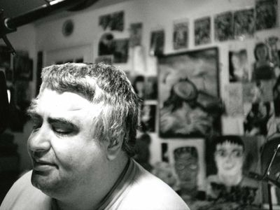 watch The Devil and Daniel Johnston streaming