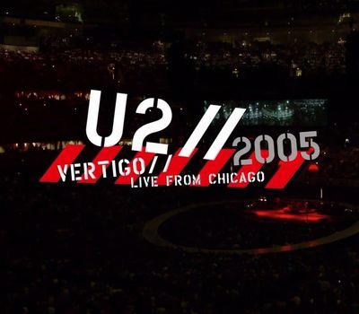 Vertigo 2005 // U2 Live from Chicago online
