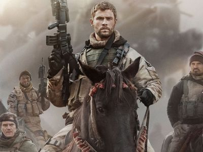 watch 12 Strong streaming