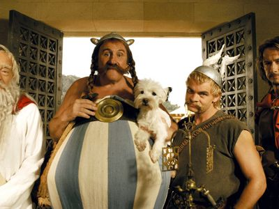 watch Asterix at the Olympic Games streaming