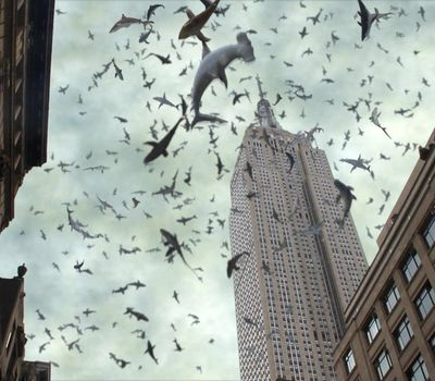 Sharknado 2: The Second One online