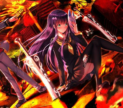 Twin Star Exorcists online