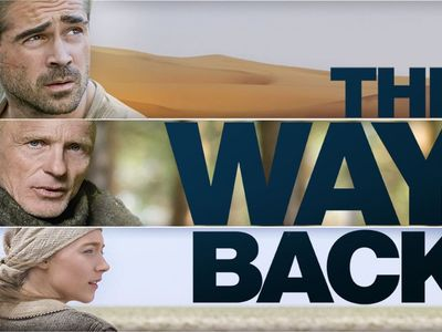 watch The Way Back streaming