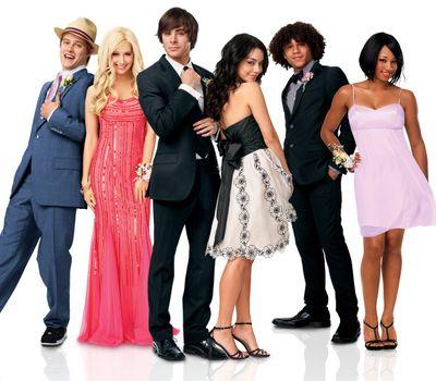 High School Musical 3: Senior Year online