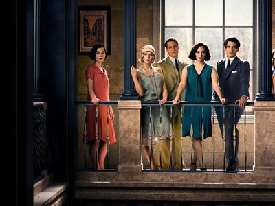 watch Cable Girls streaming