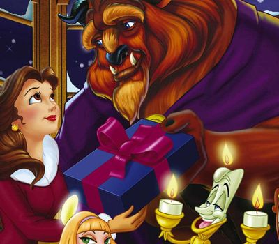 Beauty and the Beast: The Enchanted Christmas online