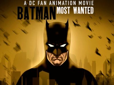 watch Batman: Most Wanted streaming