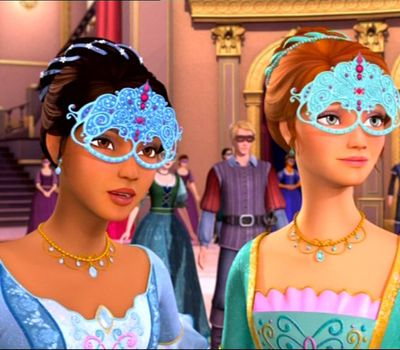 Barbie and the Three Musketeers online
