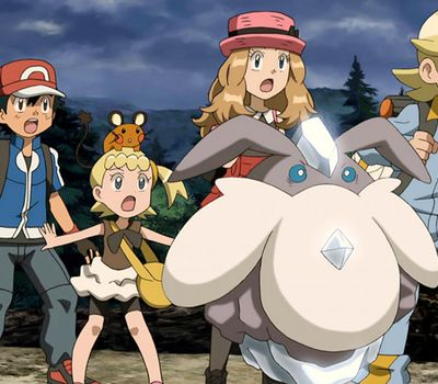 Pokémon the Movie: Diancie and the Cocoon of Destruction online
