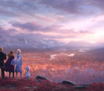 Frozen II online