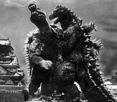 Godzilla Raids Again online